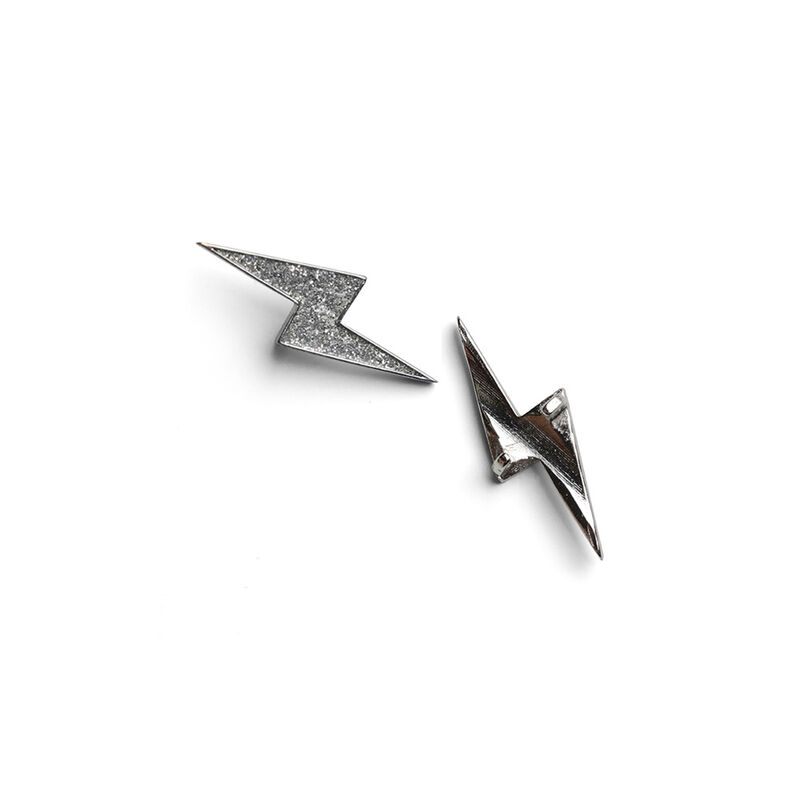 Chic Claw Pin Slim 2, WHITE, hi-res image number null