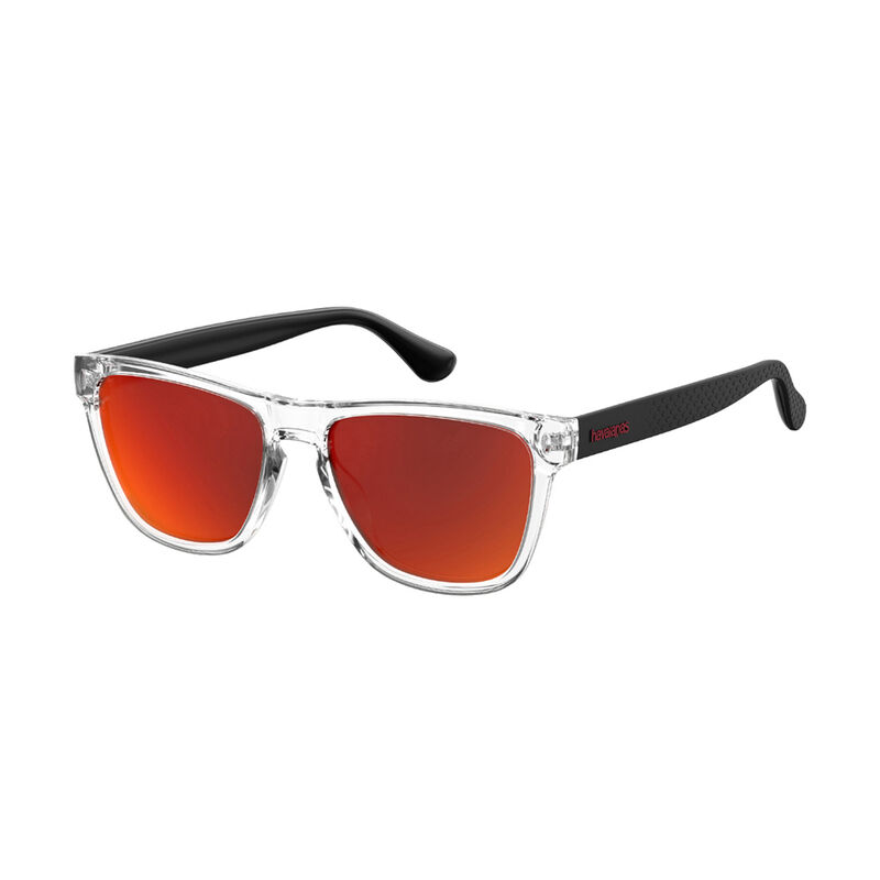 Itacare Sunglasses, CRYSTAL/RED, hi-res image number null