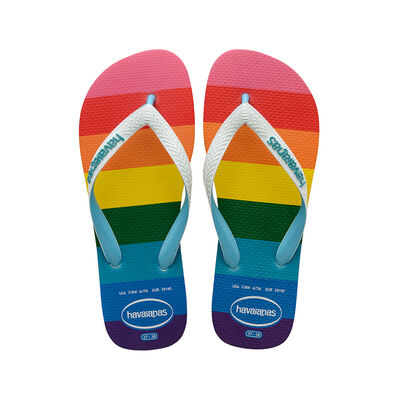 Top Pride Sole Flip Flops