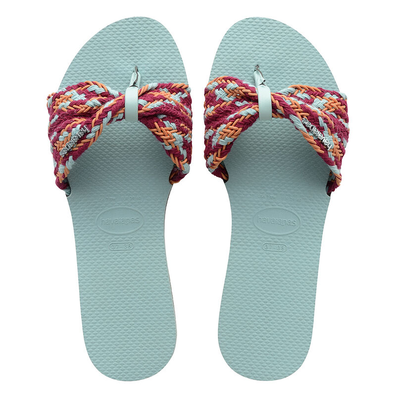 You St. Tropez Mesh Sky Blue image number null