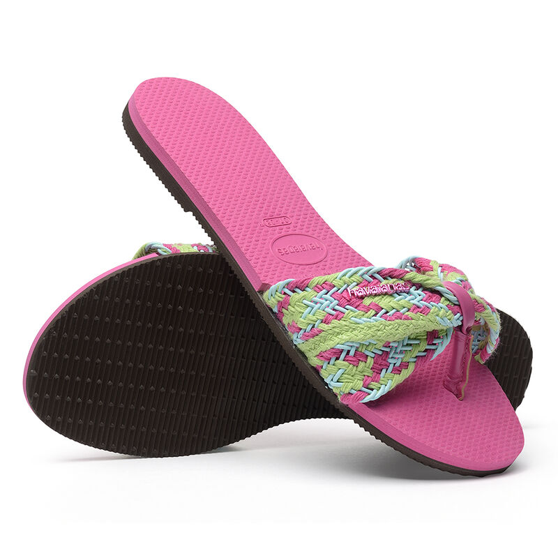 You St. Tropez Mesh Pink Flux image number null