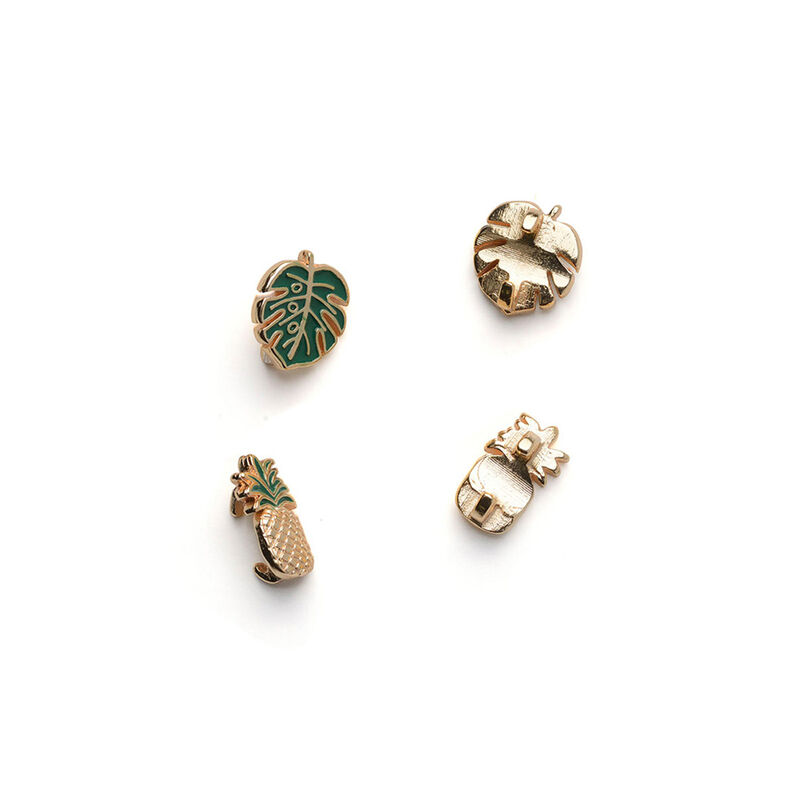 Claw Pin Slim 4, GREEN, hi-res image number null
